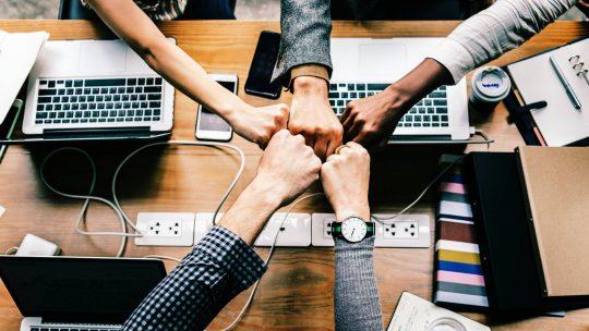 teambuilding gør underværker