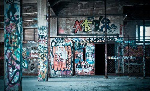 En god from for Graffitirens